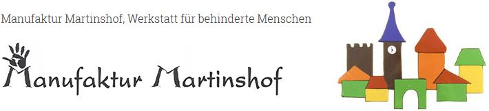 Manufaktur Martinshof, Werkstatt für behinderte Menschen