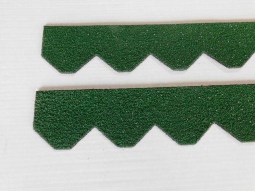 K1600_1 Set Dachschindeln Schiefer (55 mm) grün (2)