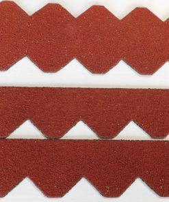 K1600_1 Set Dachschindeln Schiefer (55 mm) rot (4) - Kopie