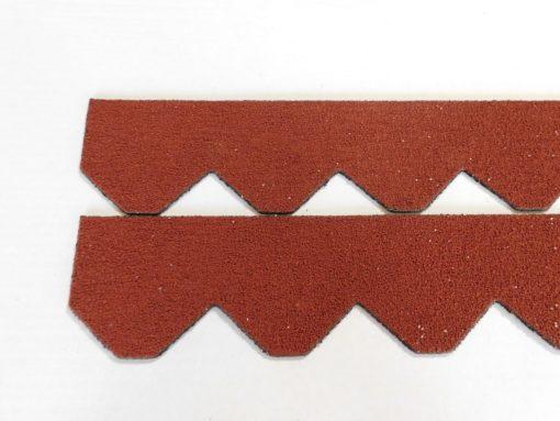 K1600_1 Set Dachschindeln Schiefer (55 mm) rot - Kopie